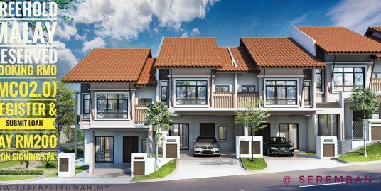 2021 – Jom Beli Rumah Baru Di Seremban